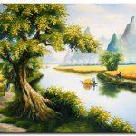 Bên Dòng Sông Quê M004