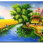 Dòng sông quê hương M002