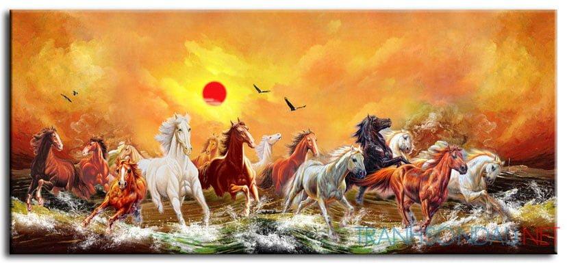Ngựa Phi Nước Đại M208