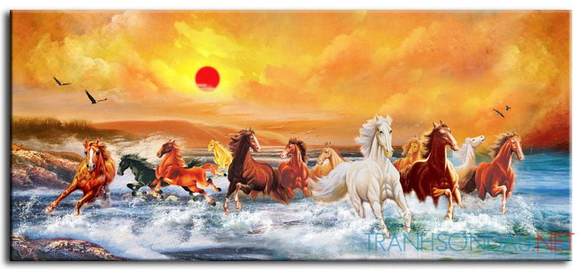 Ngựa Phi Nước Đại M213