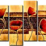 Những Cánh Hoa Poppy M015