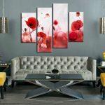 Những Cánh Hoa Poppy M020