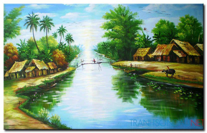 Dòng Sông Quê Hương M269