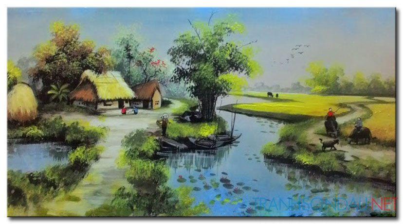 Dòng Sông Quê Hương M280