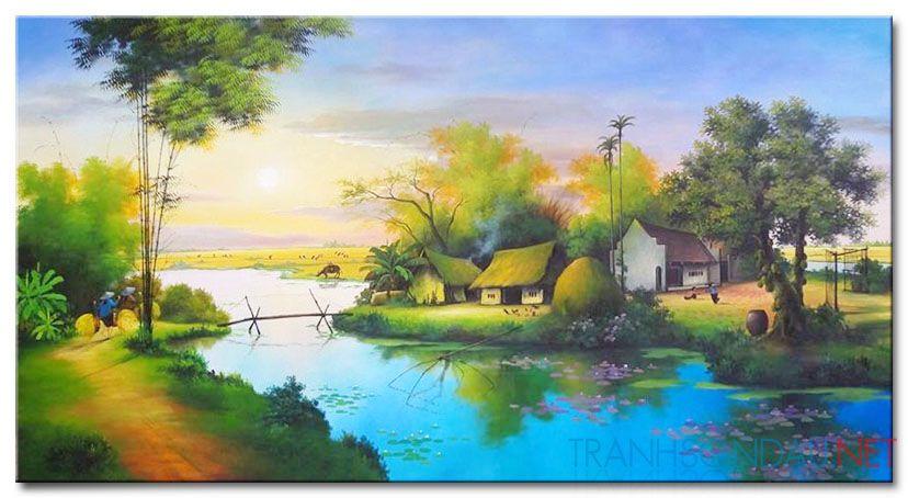 Dòng Sông Quê Hương M282
