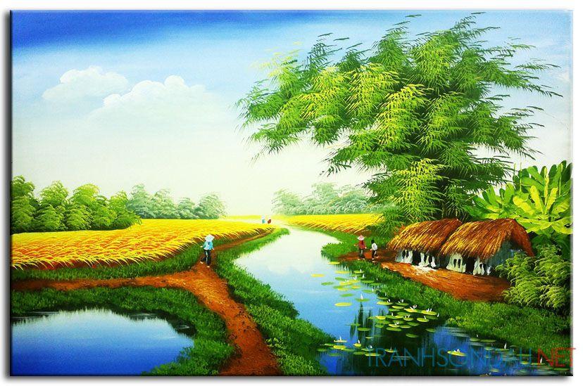 Dòng Sông Quê Hương M312