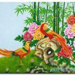 Phượng Hoàng Song Phi M354