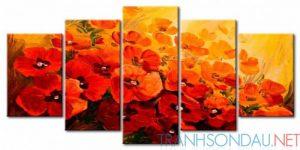 Cánh Hoa Poppy M551