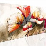 canh hoa poppy m552-1