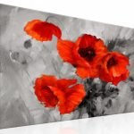 canh hoa poppy m553-1