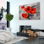 canh hoa poppy m553-4