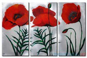 Cánh Hoa Poppy M554