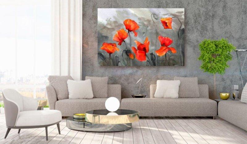canh hoa poppy m555-2