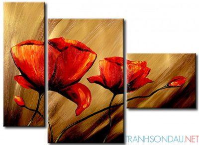 Những Cánh Hoa Poppy M541