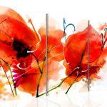 nhung canh hoa poppy m577-1