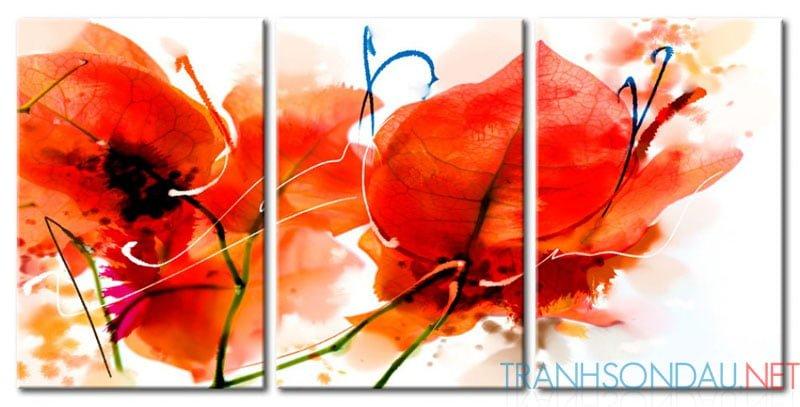 Những Cánh Hoa Poppy M577