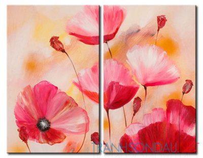 Những Cánh Hoa Poppy M525