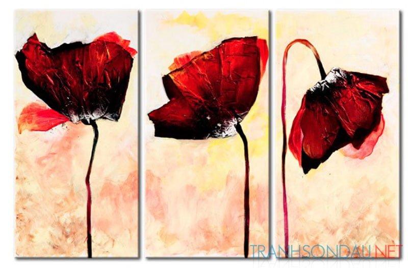 Những Cánh Hoa Poppy M531