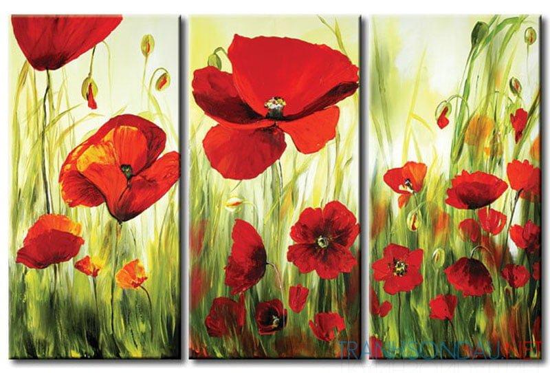 Những Cánh Hoa Poppy M532