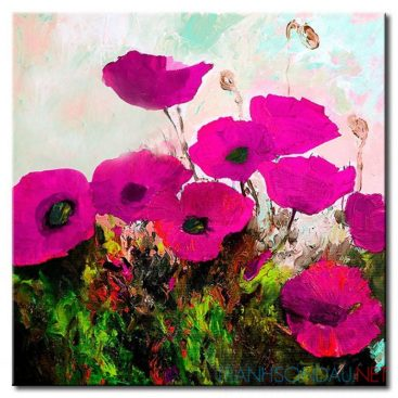 Cánh Hoa Poppy M556