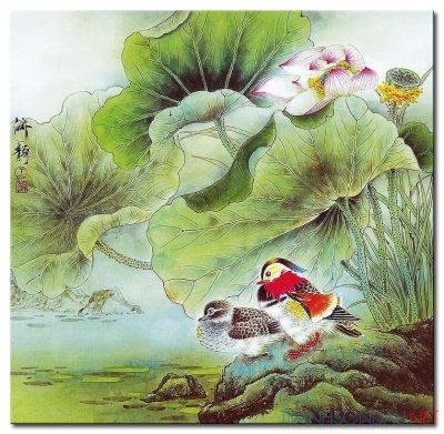 Hoa Sen Khoe Sắc M634