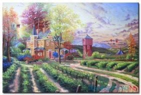 Ngôi Nhà Và Vườn Cây M1118