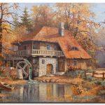 Ngôi Nhà Trước Hồ Nước M1126