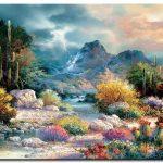 Phong Cảnh Rừng Núi M1144