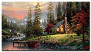 Ngôi Nhà Trong Rừng M1163