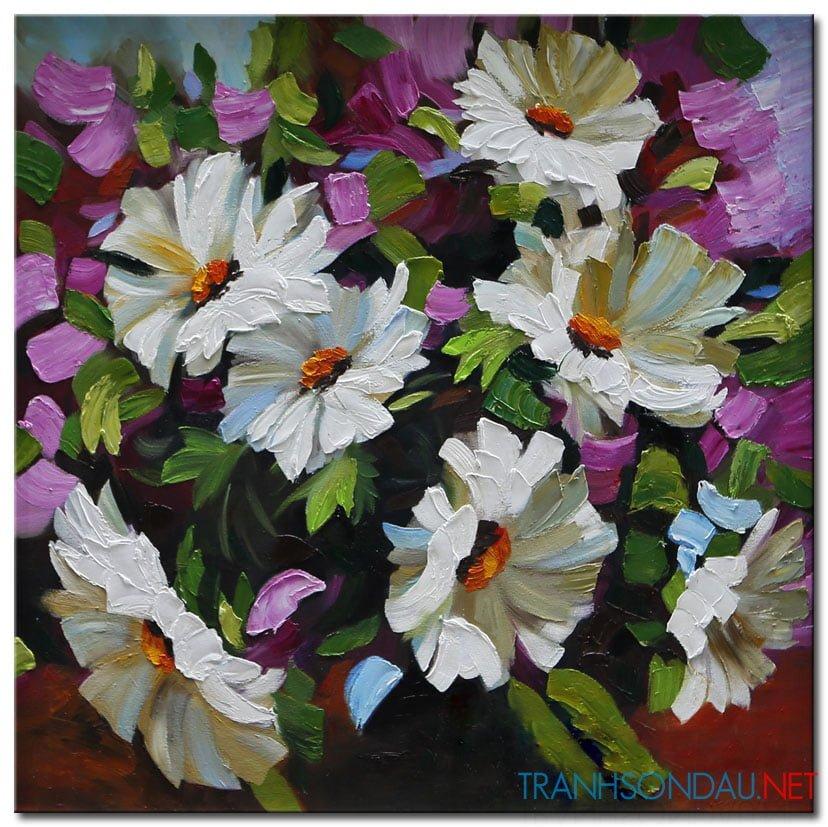 Hoa Cúc Khoe Sắc M803