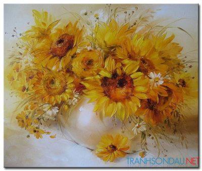 Hoa Cúc Vàng M815