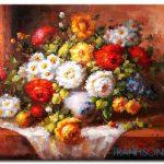 Hoa Cúc Khoe Sắc M840
