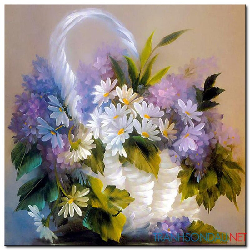 Hoa Cúc Khoe Sắc M850