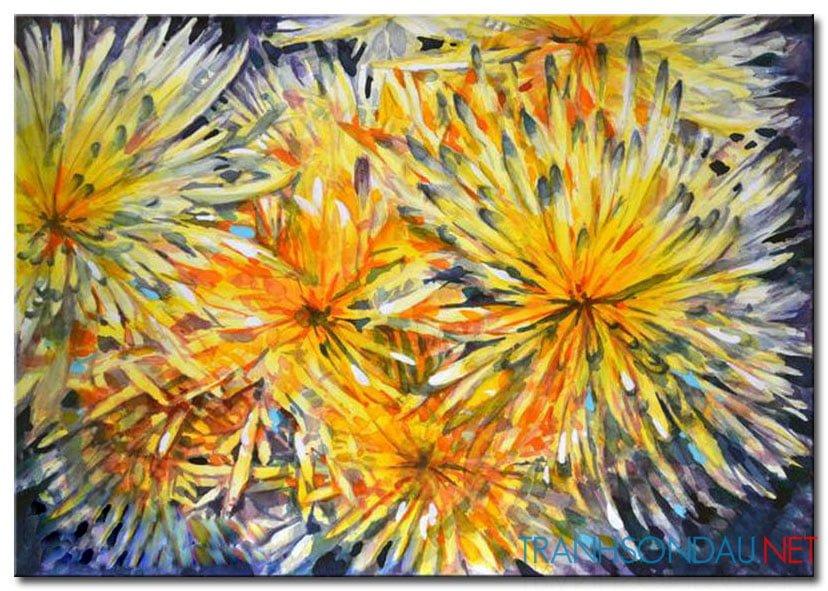 Những Cánh Hoa Khoe Sắc M851
