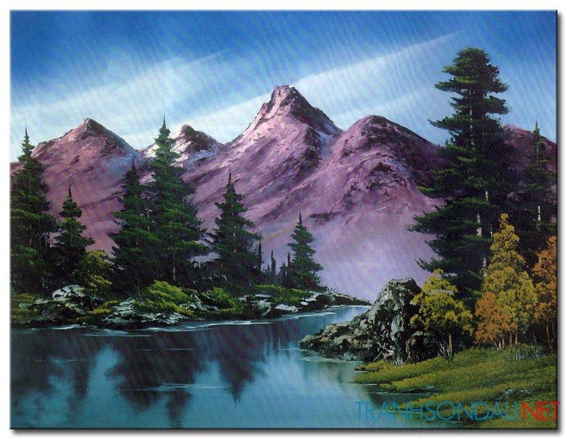 Dòng Sông Dưới Chân Núi M1005