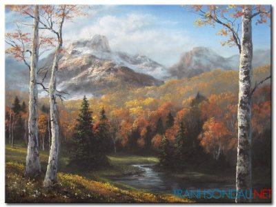Phong Cảnh Rừng Núi M1007