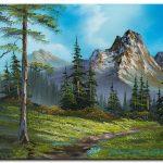 Phong Cảnh Rừng Núi M1018