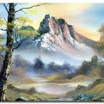 Dòng Sông Dưới Chân Núi M1019