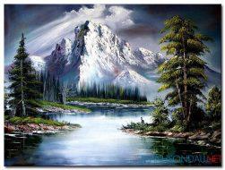 Dòng Sông Dưới Chân Núi M1020