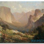 Phong Cảnh Đồi Núi M1021