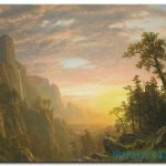 Phong Cảnh Đồi Núi M976