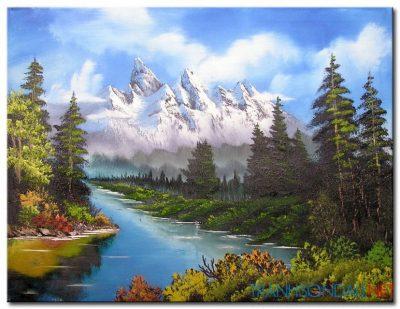 Dòng Sông Dưới Chân Núi M978