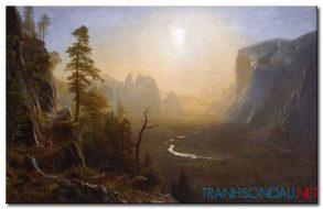 Phong Cảnh Rừng Núi M979