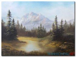 Phong Cảnh Rừng Núi M983