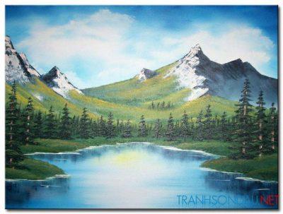 Phong Cảnh Đồi Núi M986