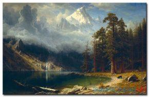 Phong Cảnh Rừng Núi M987