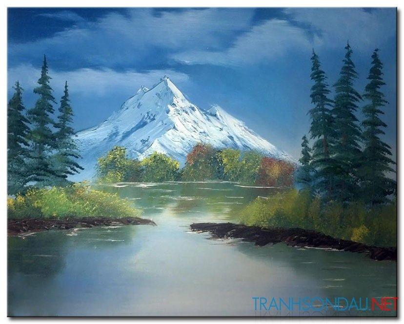 Dòng Sông Dưới Chân Núi M995