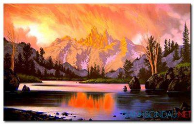 Hoàng Hôn Sau Núi M999