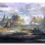 Phong Cảnh Núi Rừng M932