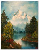 Tranh Rừng Núi M935